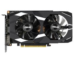 ASUS GeForce GTX 1660 Ti 6 GB Dual OC Graphics Card