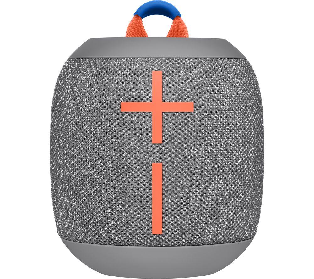 Ultimate Ears Wonderboom 2 Portable Bluetooth Speaker - Grey, Grey