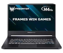 "ACER Predator Triton 500 15.6"" Gaming Laptop - Intel® Core™ i7, RTX 2060, 512 GB SSD"