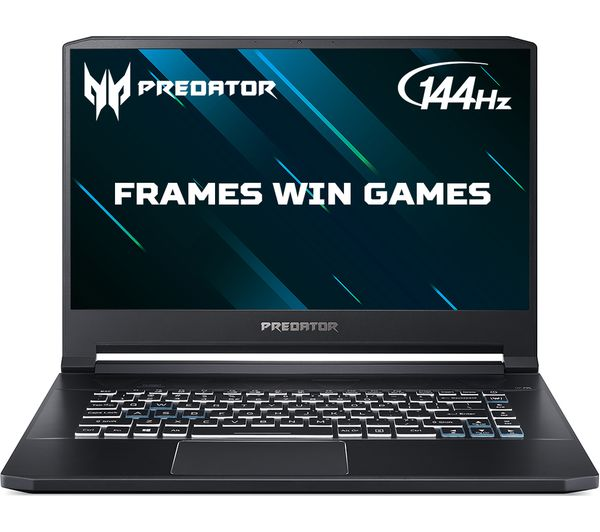 "Image of ACER Predator Triton 500 15.6"" Gaming Laptop - Intel® Core™ i7, RTX 2060, 512 GB SSD"