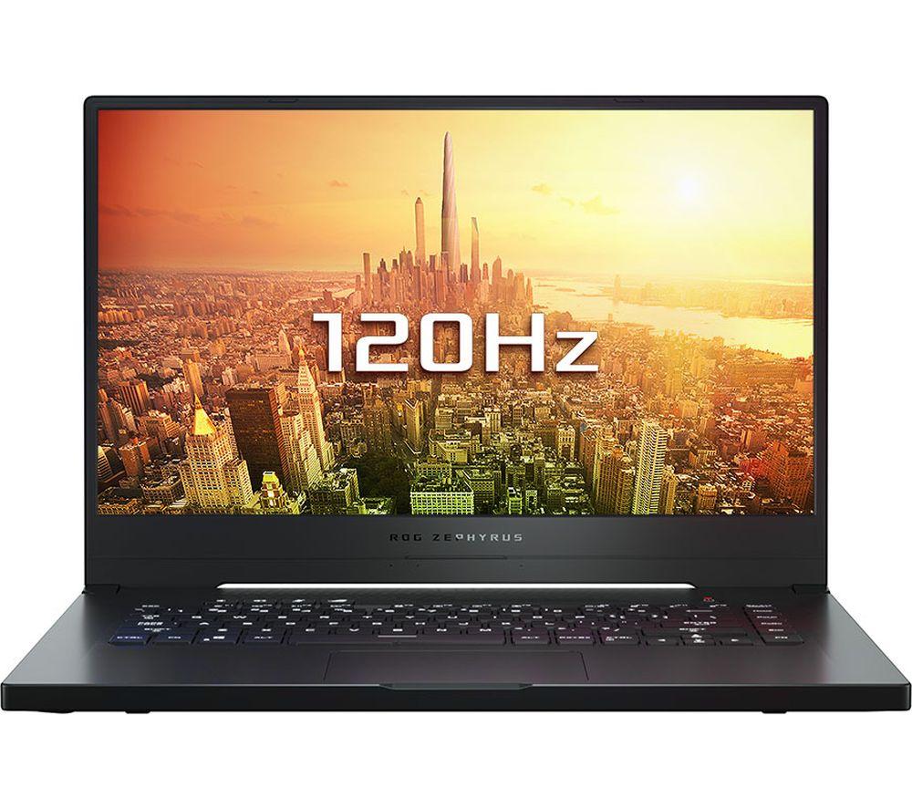 "ASUS ROG Zephyrus G GA502DU 15.6"" AMD Ryzen 7 GTX 1660 Ti Gaming Laptop - 512 GB SSD"