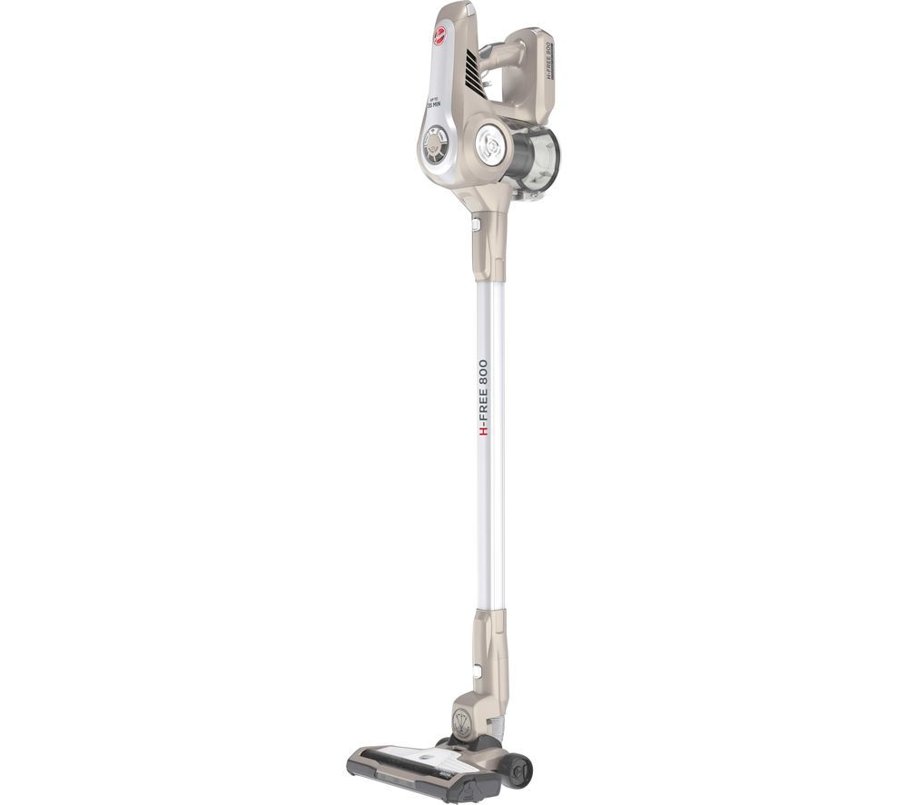 H-FREE 800 HF822OF Cordless Vacuum Cleaner - Gold, Gold