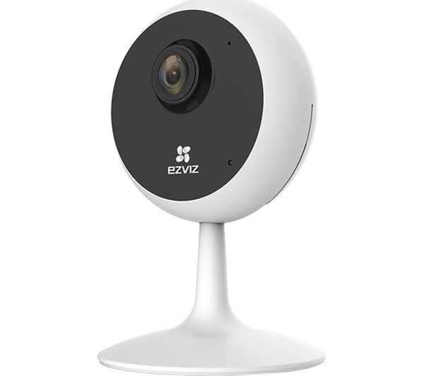 Image of EZVIZ C1C HD 720p WiFi Indoor Security Camera - White