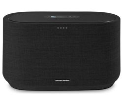 Citation 300 Bluetooth Multi-room Speaker with Google Assistant - Black