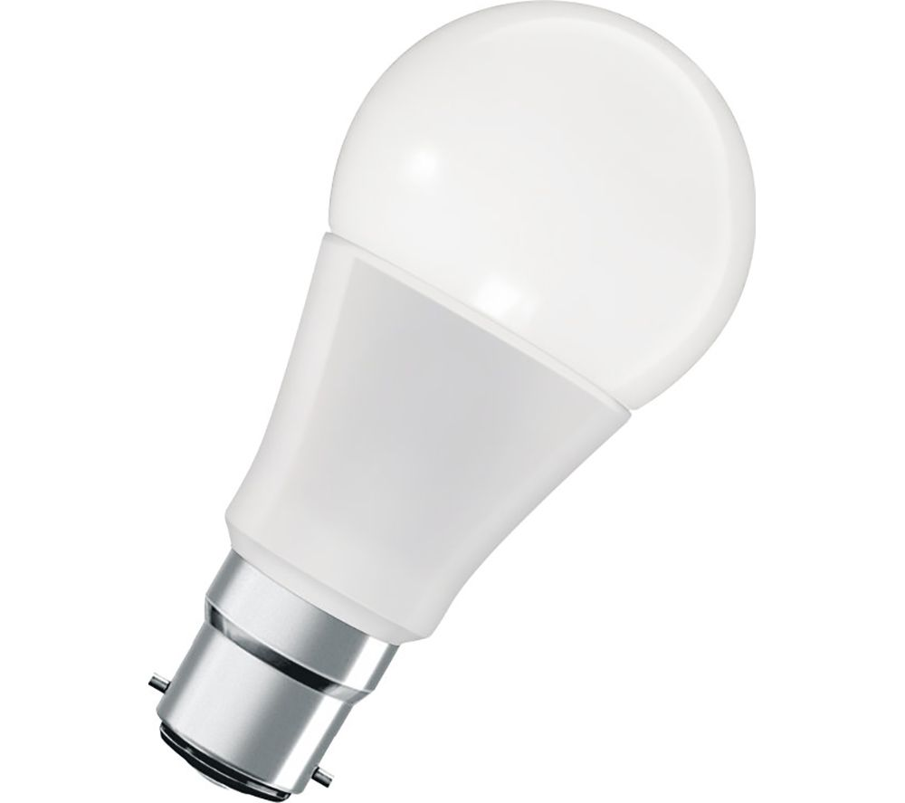 LEDVANCE SMART BT Classic Multicolour Dimmable LED Light Bulb - B22
