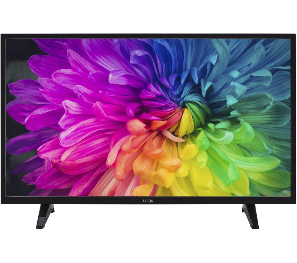 "Image of 39"" LOGIK L39SHE20 Smart HD Ready LED TV, Gold"