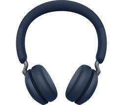 Elite 45h Wireless Bluetooth Headphones - Navy