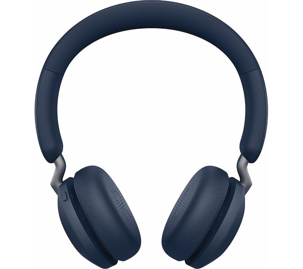 Image of JABRA 45h Wireless Bluetooth Headphones - Navy, Navy
