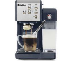 One-Touch CoffeeHouse Coffee Machine - Navy & Gold