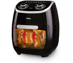 TOWER Vortx T17038 Air Fryer Oven - Black
