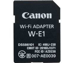 W-E1 WiFi Adapter