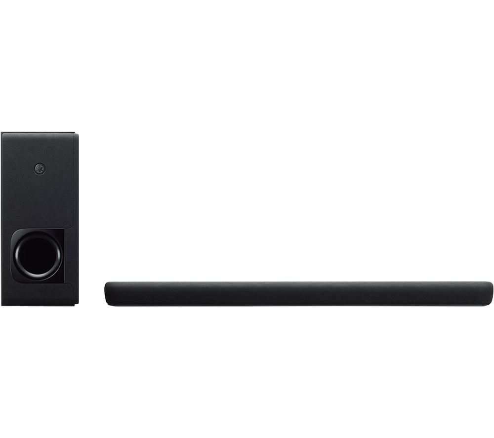YAMAHA YAS-209 2.1 Sound Bar with DTS Virtual: X & Amazon Alexa