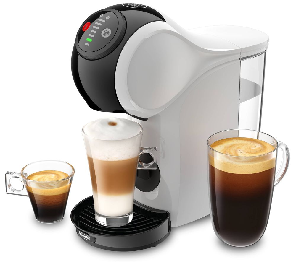 Image of DOLCE GUSTO by De'Longhi Genio S EDG225W Coffee Machine - White, White