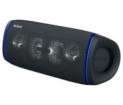 SRS-XB43 Portable Bluetooth Speaker - Black