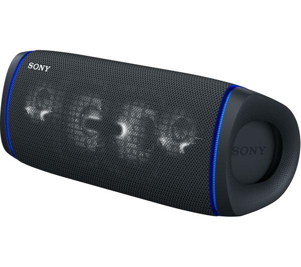 Image of SONY SRS-XB43 Portable Bluetooth Speaker - Black