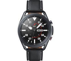 Galaxy Watch3 4G - Mystic Black, 45 mm