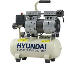 HY5508 Super Silent Air Compressor - White