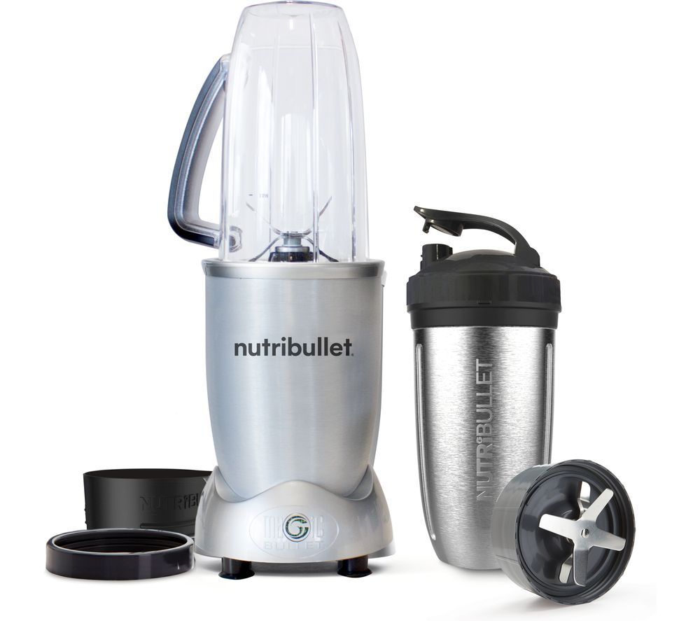 NUTRIBULLET�1200 Series Blender - Silver, Silver