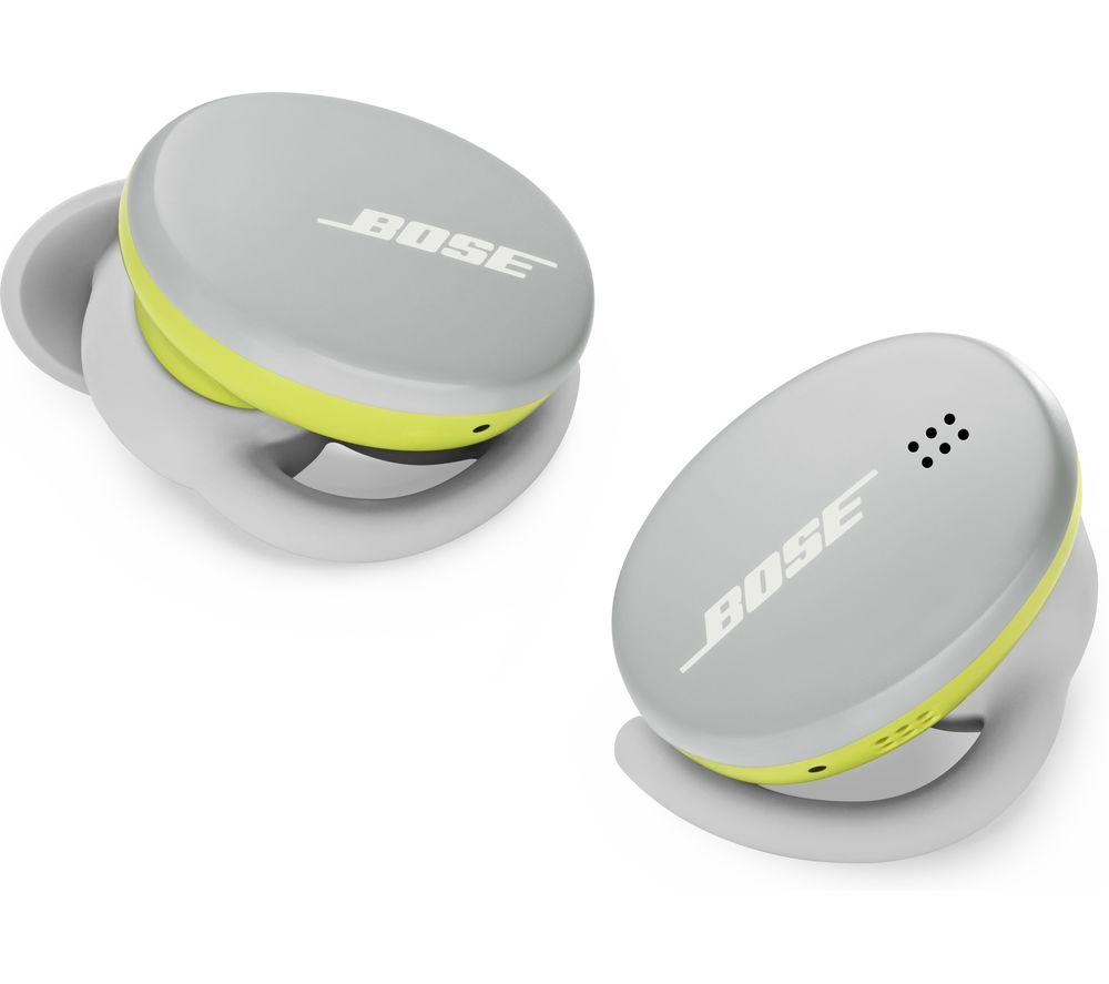 BOSE Sport Wireless Bluetooth Earbuds - Glacier White