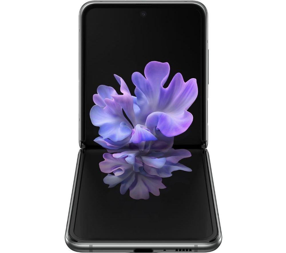 SAMSUNG Galaxy Z Flip 5G - 256 GB, Mystic Grey
