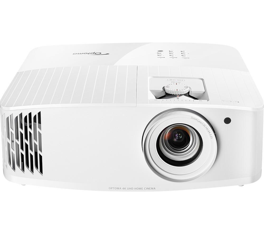 OPTOMA UHD42 4K Ultra HD Home Cinema Projector