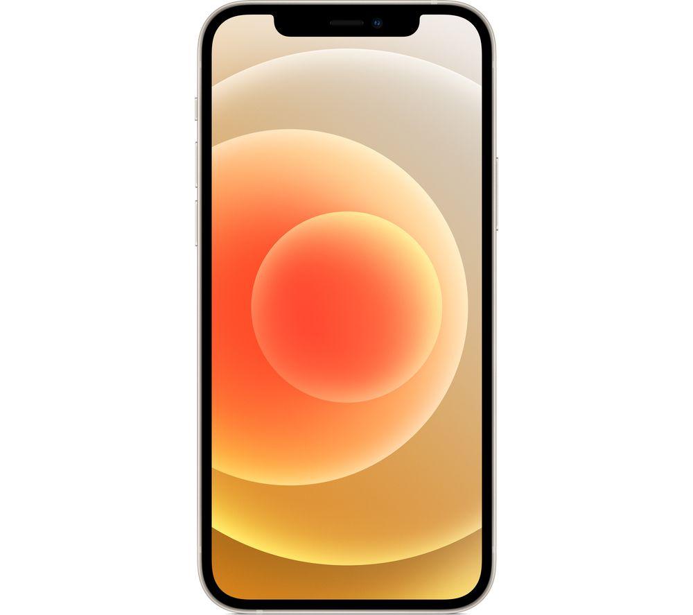 APPLE iPhone 12 - 128 GB, White