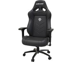 Dark Demon Series Gaming Chair - Black