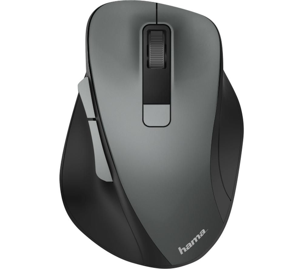 Image of Hama MW-500 Radio Wi-Fi mouse Optical Ergonomic Black