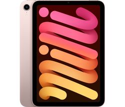 """8.3"""" iPad mini (2021) - 256 GB, Pink"""