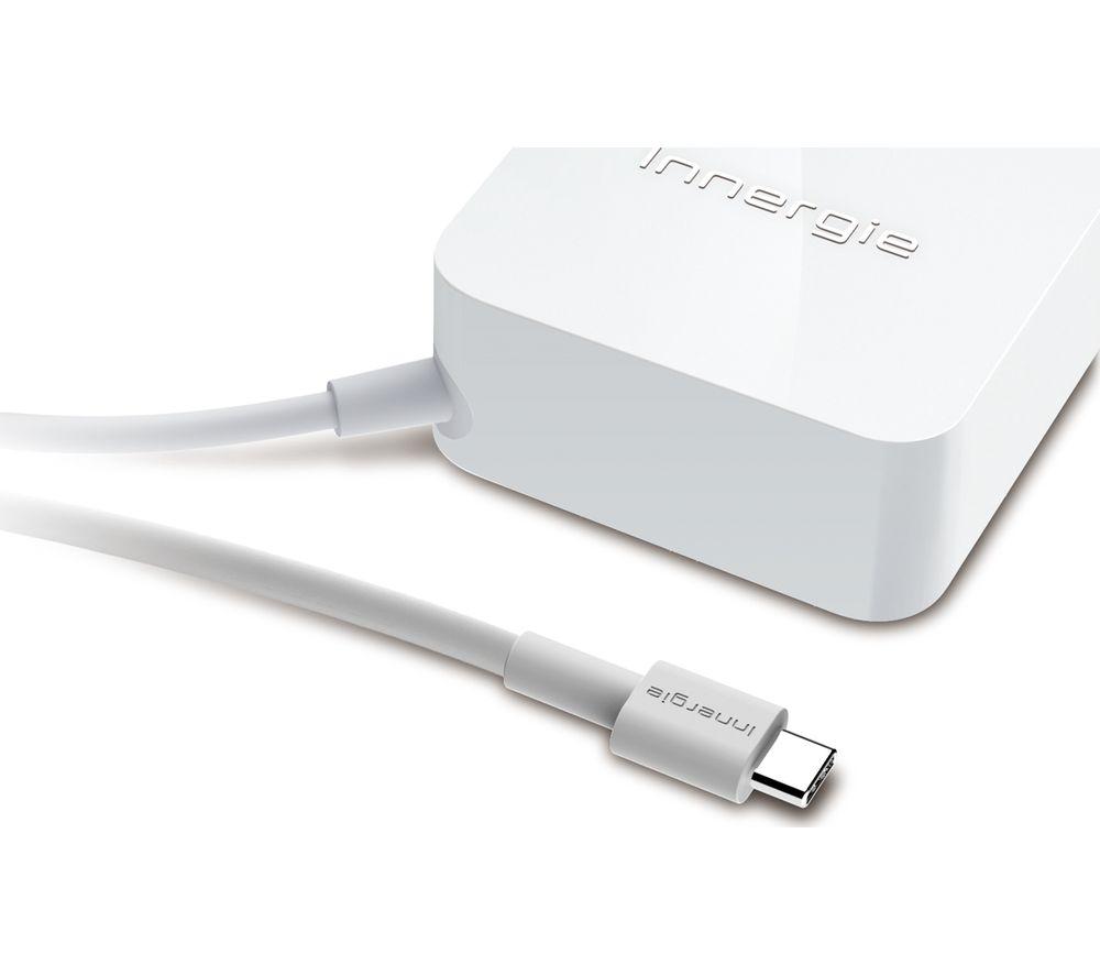 INNERGIE 65 W USB-C Power Adapter - 1 m