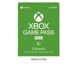 Game Pass for PC - 3 Month Membership