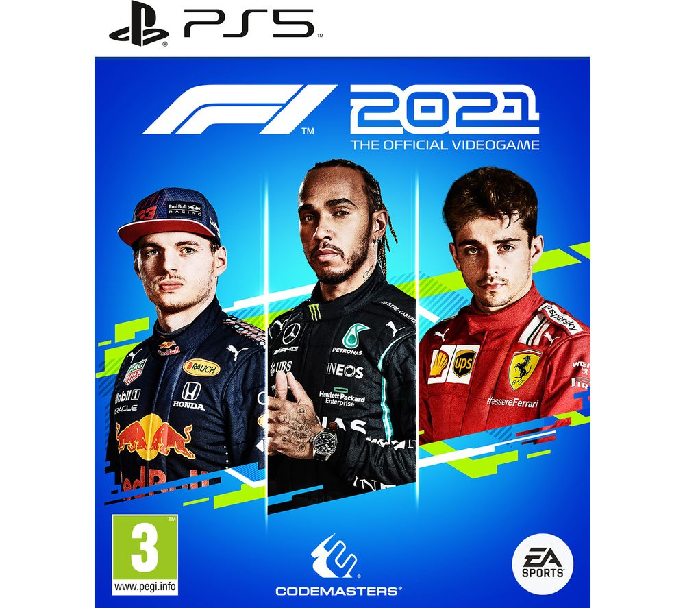 PLAYSTATION F1 2021 - PS5
