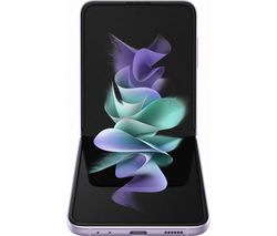 Galaxy Z Flip3 5G - 128 GB, Lavender