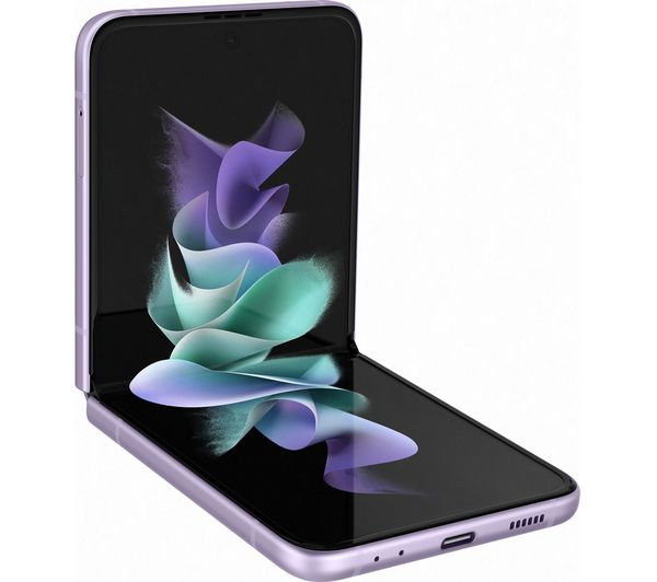 Samsung Galaxy Z Flip3 5G - 128 GB, Lavender 1