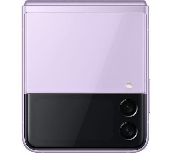 Samsung Galaxy Z Flip3 5G - 128 GB, Lavender 6