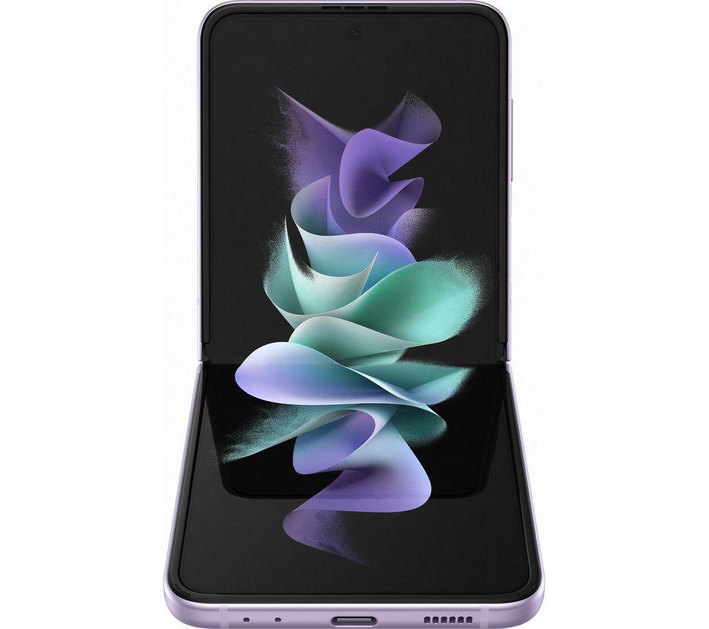 Samsung Galaxy Z Flip3 5G - 128 GB, Lavender 0