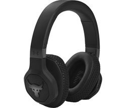 Under Armour Project Rock Wireless Bluetooth Noise-Cancelling Headphones - Black