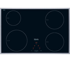 MIELE KM6118 Electric Induction Hob - Black Best Price, Cheapest Prices