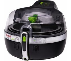TEFAL YV960140 ActiFry 2in1 Fryer - Black