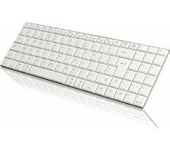 IWANTIT Bluetooth Mac Keyboard - White