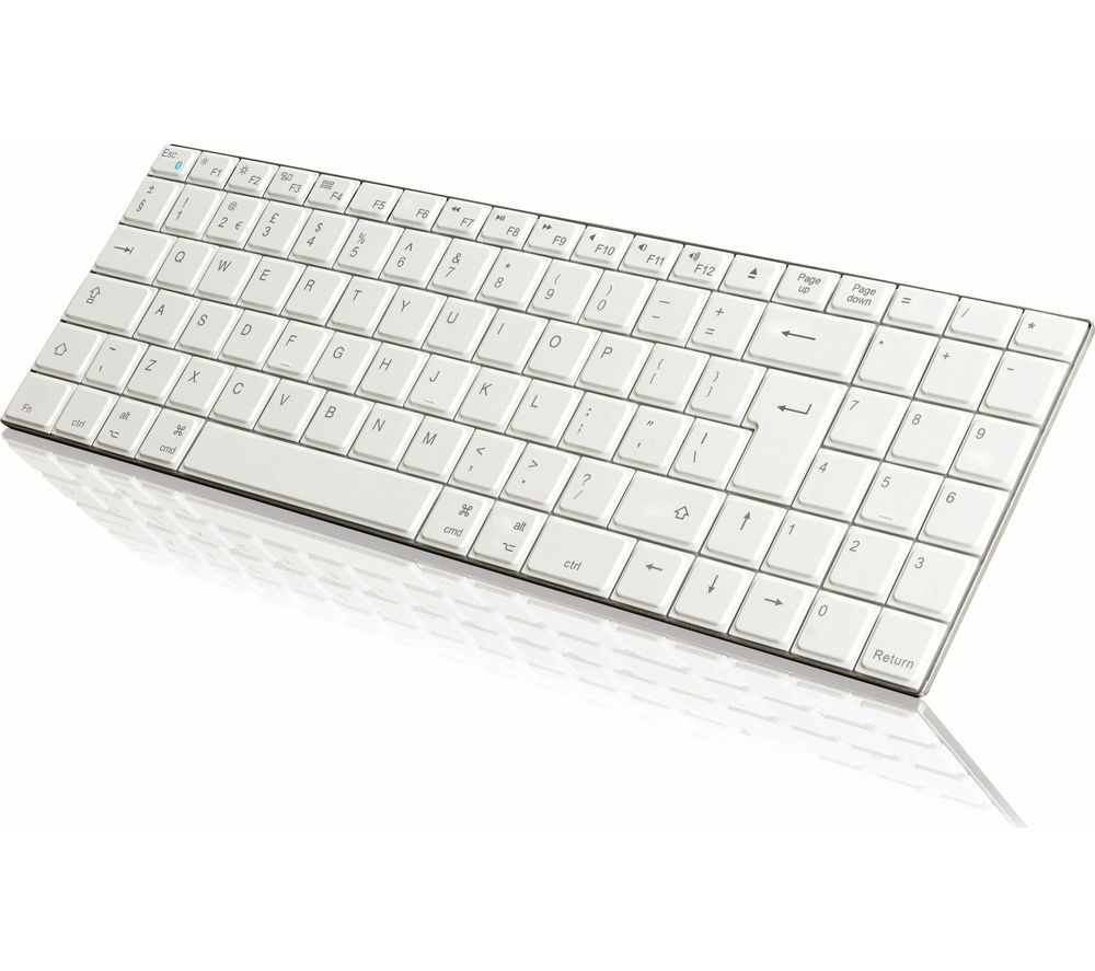 Compare retail prices of Iwantit Bluetooth Mac Keyboard to get the best deal online