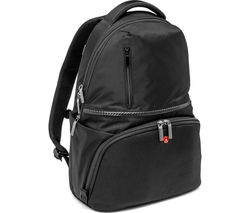 MB MA-BP-A1 Active I DSLR Camera Backpack - Black