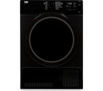 BEKO DCX83100B Condenser Tumble Dryer - Black