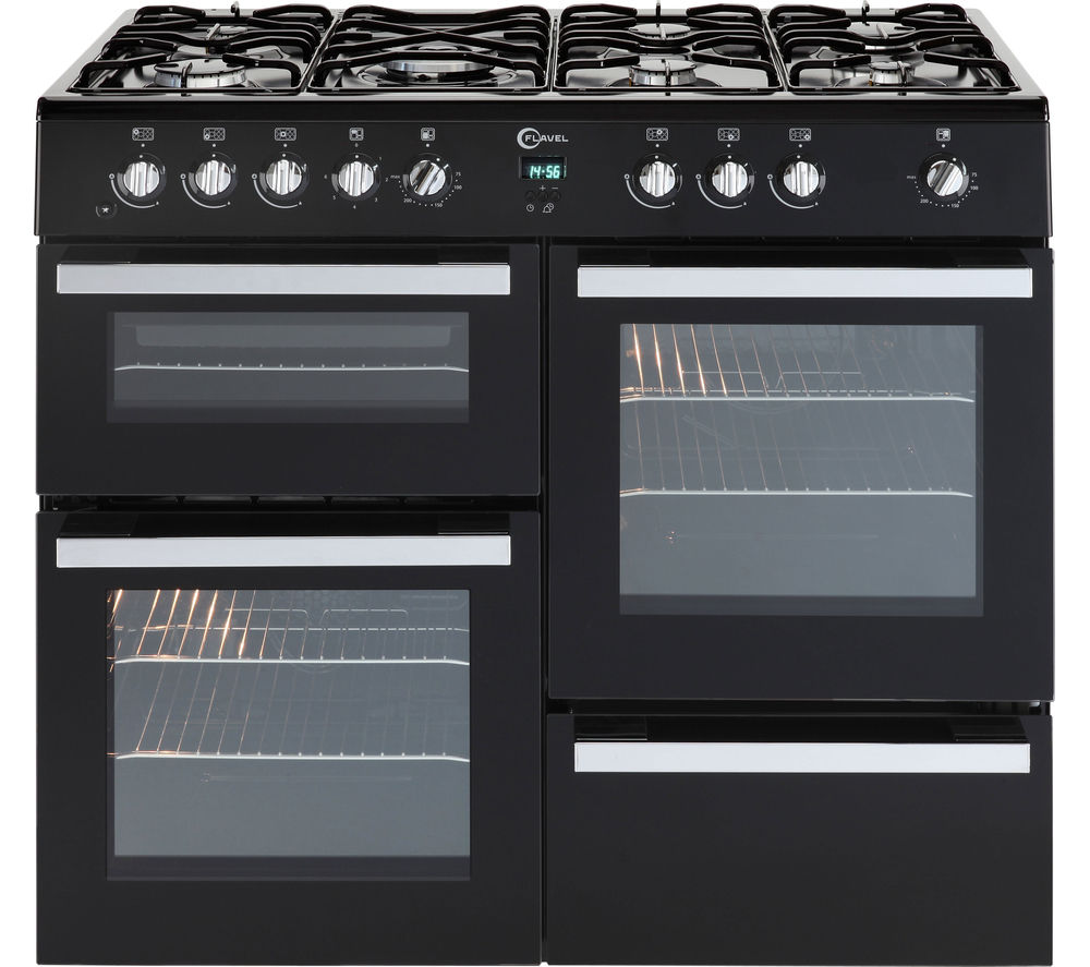 Compare prices for Flavel Milano 100 MLN10FRK Dual Fuel Range Cooker