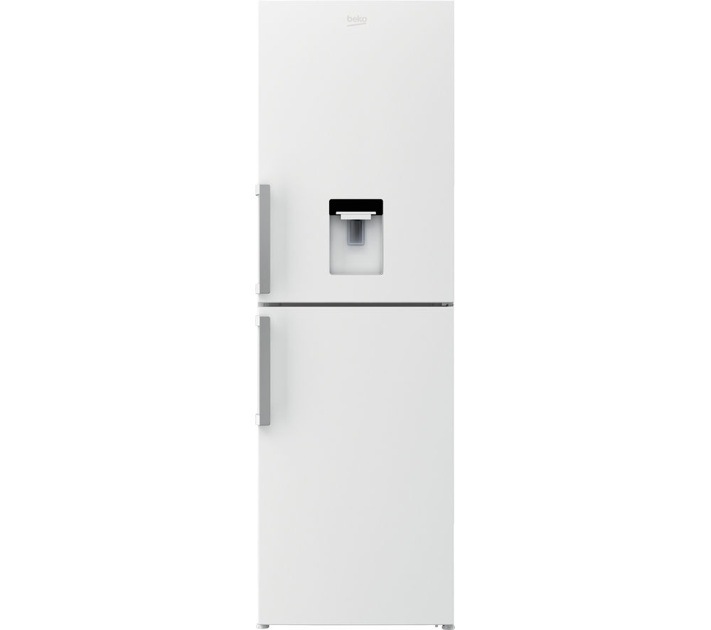BEKO CFP1691DW 50/50 Fridge Freezer - White