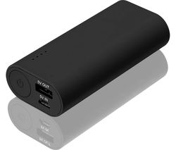 GOJI G6PB6BK16 Portable Power Bank - Black