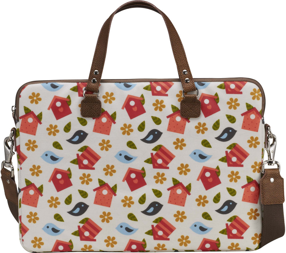"GOJI Birdhouse Tote 13"" Laptop Case Review thumbnail"