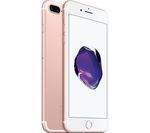 APPLE iPhone 7 Plus - Rose Gold, 256 GB