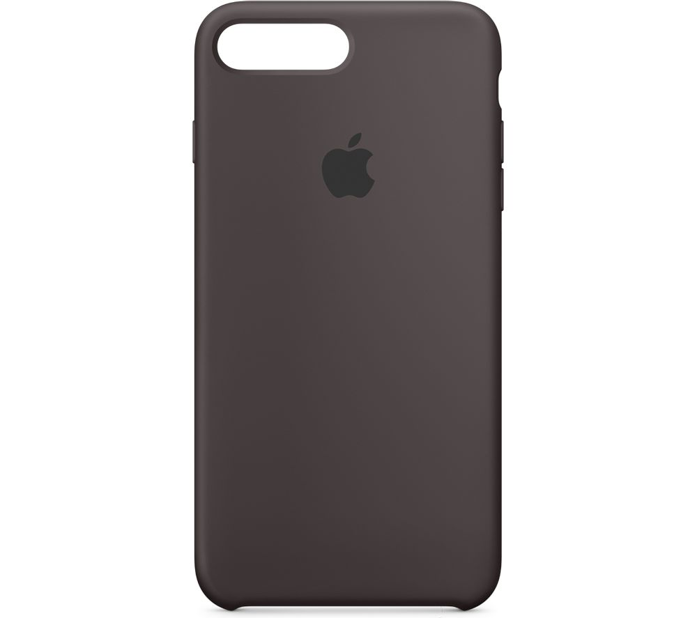 APPLE Silicone iPhone 8 Plus & 7 Plus Case - Cocoa