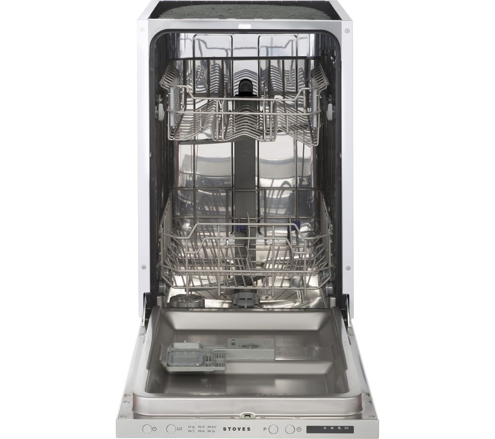 STOVES BEL SDW45 Slimline Integrated Dishwasher